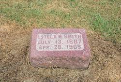 Estela M. Smith (1887-1908) - Find A Grave Memorial