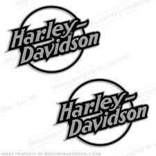 Harley Decals