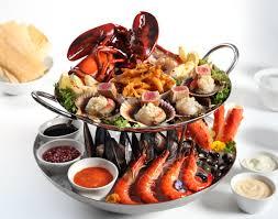 Seafood restaurant ...