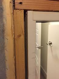 prehung smaller door for attic access