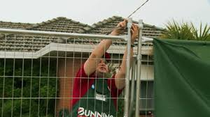 How To Erect Temporary Fencing Bunnings Warehouse