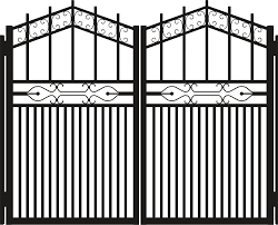 Free Iron Fence Png Download Free Clip Art Free Clip Art On Clipart Library