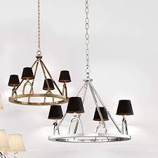 brass chandelier eichholtz jigger