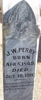 John Wesley Perry (1849-1911) - Find A Grave Memorial