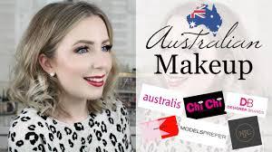 affordable australian makeup brands