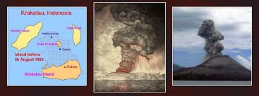 interesting facts on the eruption of krakatoa learnodo