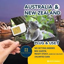 new zealand 30 hari 12 gb sim australia