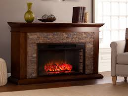 canyon heights whiskey maple fireplace