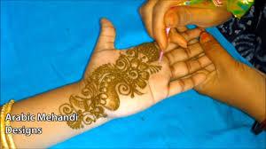 mehndi design full front hand