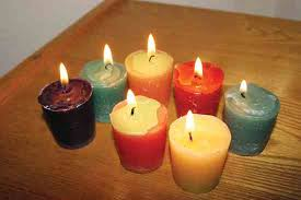 making new candles from old wax diy