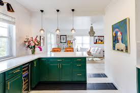 color artful kitchens
