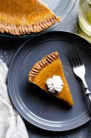 healthy pumpkin pie video ifoodreal