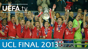 Bayern v Dortmund: 2013 UEFA Champions League final highlights ...