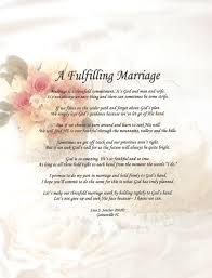 religious wedding poems