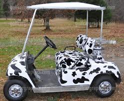 Cow Hide Golfcargraphics Com