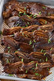 Korean Kalbi BBQ Short Ribs - Dinner ...