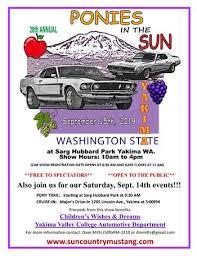 car show held each september in yakima