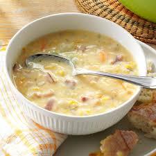Corn Chowder with Potatoes Recipe ...