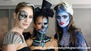 glam to ghoul for