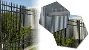 Wrought Iron Fence Panels And Gates For Perimeter Security