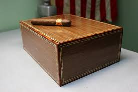 an awesome diy cigar humidor a guy made