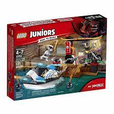 LEGO Ninjago 10755 Zane's Ninja Boat Pursuit Chính Hãng Giá Rẻ ...
