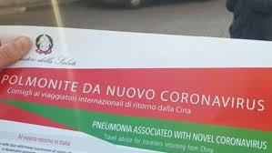 Primo caso di Coronavirus in Provincia di Ancona: domenica si ...