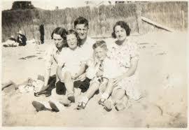 Griffin Genealogy - (lr) Marie Coyle, Joan Melba Campbell, James ...