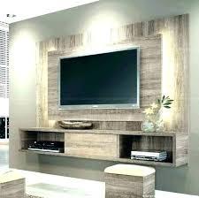 built in tv wall bentia