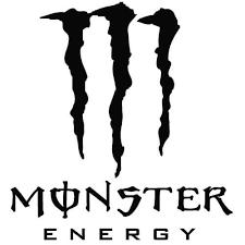 Monster Energy Decal Sticker Monster Energy Thriftysigns