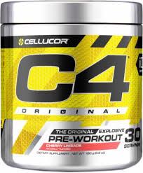 c4 pre workout powder cellucor c4