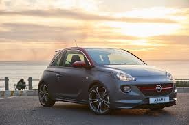 Limited Edition Opel ADAM S in South Africa - Barloworld Motor Retail