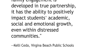 family engagement an impetus for student success edu