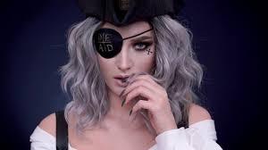 quick pirate makeup tutorial you