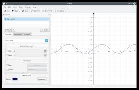 kmplot mathematical function plotter