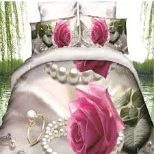 comforter set bedding ring pearl quilt