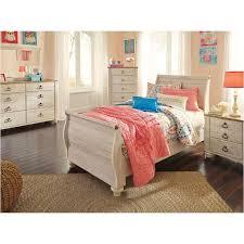 ashley bedroom furniyure sleigh beds