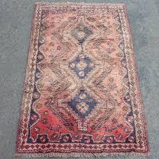 afghan bokhara persian rug 241 6 x 154