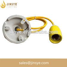 diy pendant lamp cord set e27