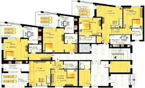 beautiful studio apartment floor plan