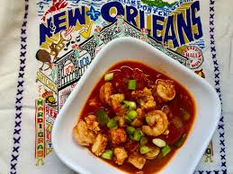 Shrimp & Catfish Creole