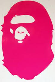 Bape Gorilla Sticker Sticker Blimp Decals