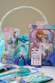 frozen easter baskets almost supermom