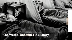 6 Worst Pandemics in History