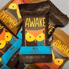 awake chocolate shakes up the