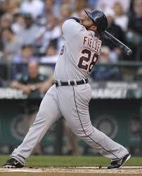 Prince Fielder | Major league baseball, Detroit tigers, Sports jersey