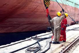 hd wallpaper shipping port mariners