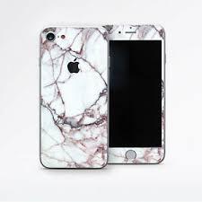 Marble Iphone 7 8 Plus Sticker White Stone Iphone Xs Vinyl Decal Iphone 6s Skin Ebay