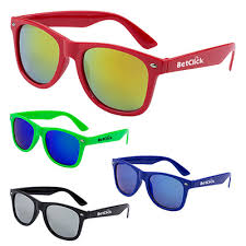 colored mirror tinted sunglasses