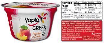 how do you yogurt blended fruit on